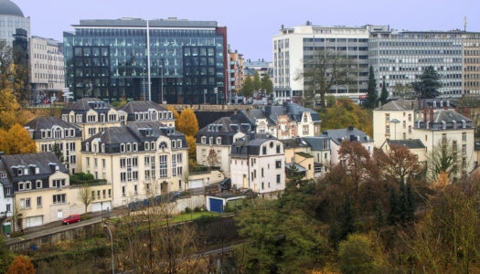 atHome Magazine, les Prix Immobiliers au Luxembourg > Mar. 2014