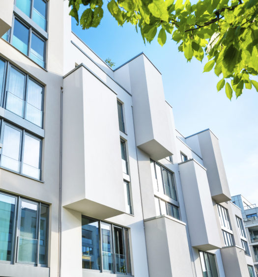 Résidence d'appartement neuf au luxembourg