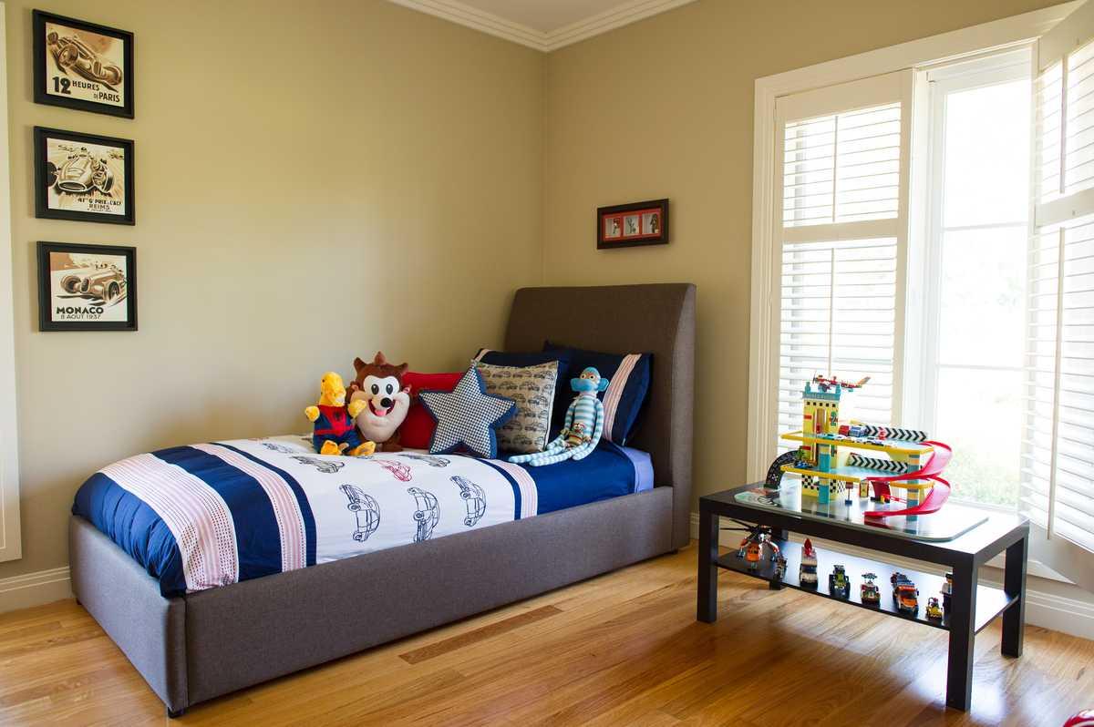 Chambre enfant inspiration décoration