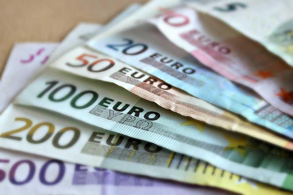 Billet euros