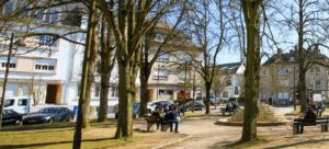 Le match des quartiers : Belair vs Limpertsberg