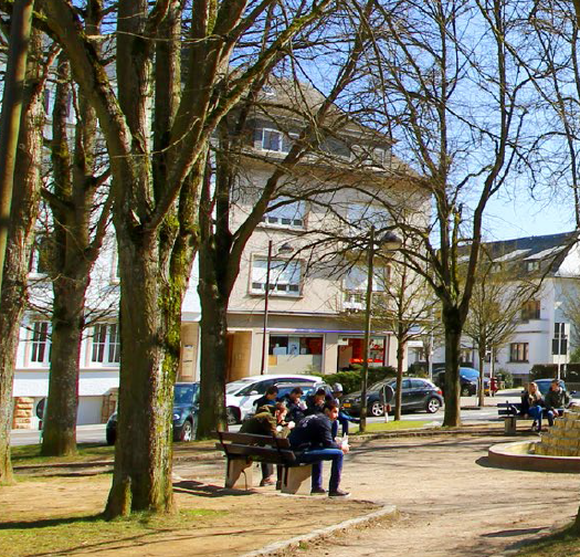 Limpertsberg Luxembourg