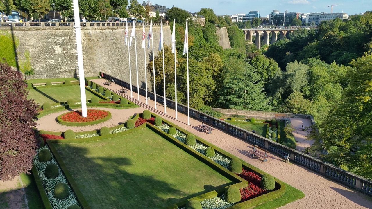centre ville de luxembourg