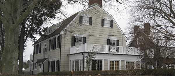 Maison amityville