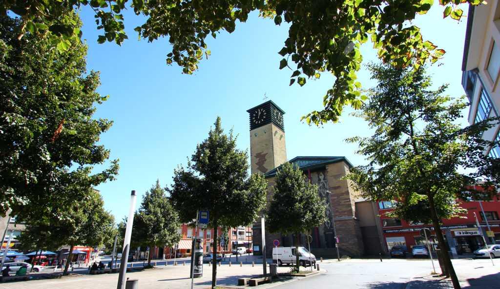 Bonnevoie Luxembourg ville