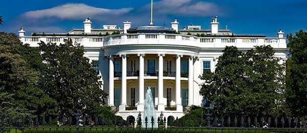 Maison blanche USA