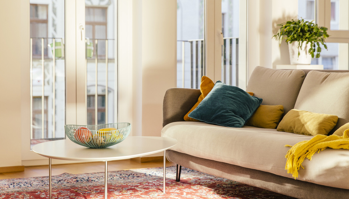 Living room et home staging