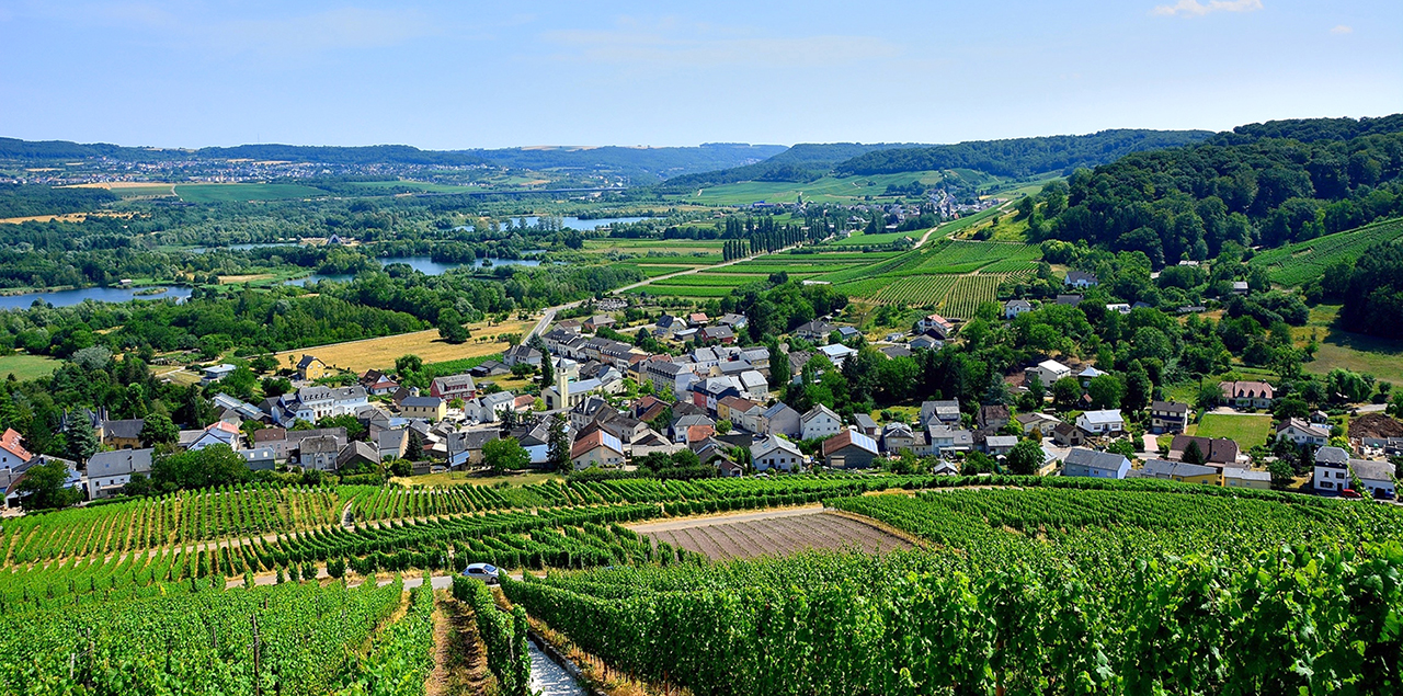 Vue Luxembourg Est