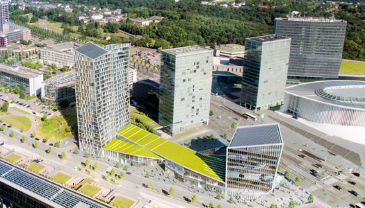 Projet Infinity luxembourg