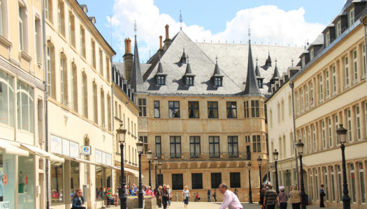 Luxembourg centre ville