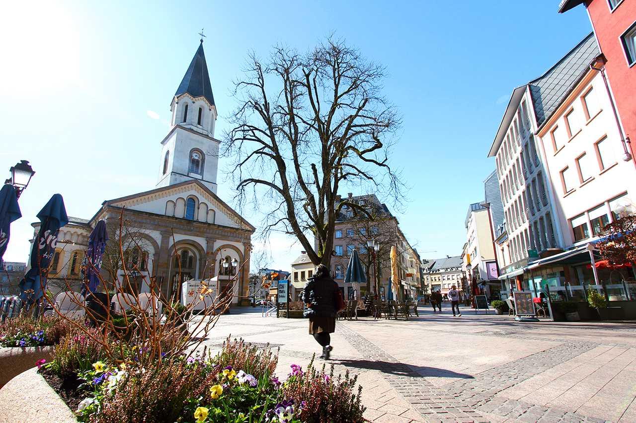 Ettelbruck, commune du Luxembourg