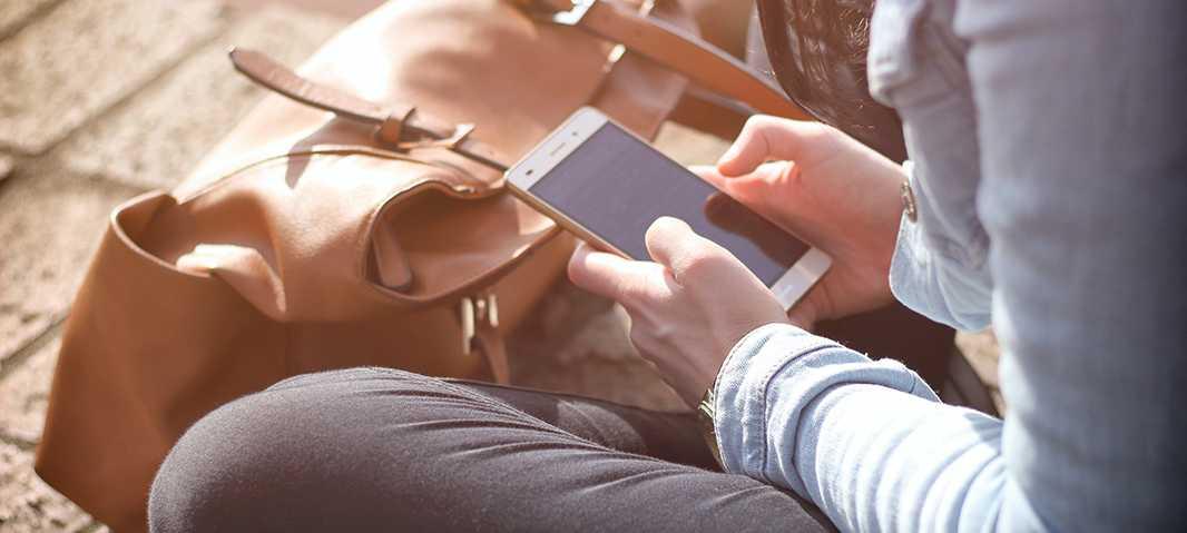 Recherche appartement sur mobile