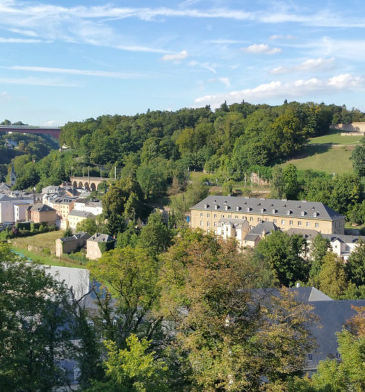 Luxembourg Pont