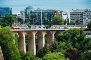 Les prix des loyers par quartier à Luxembourg-ville