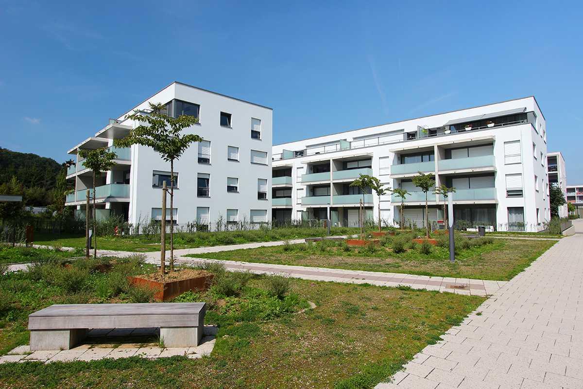 Projet immobilier à Differdange