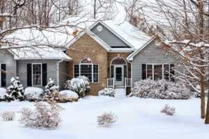 Des astuces pour vendre son bien en hiver