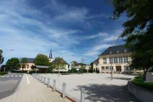 Junglinster, un centre régional attractif à deux pas de la capitale