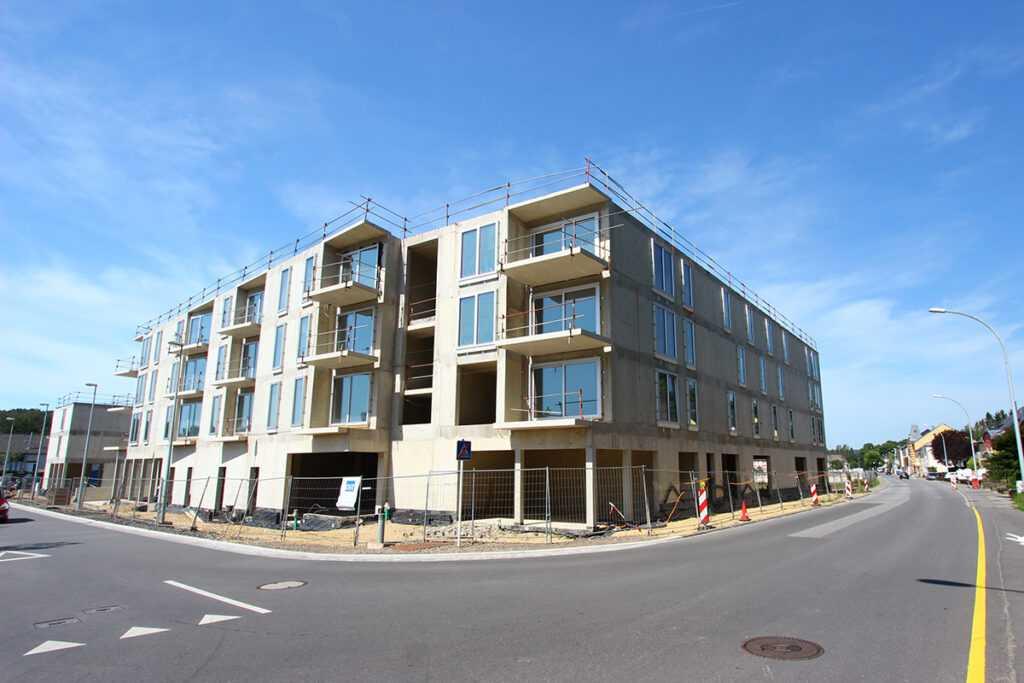 Construction logement Junglinster