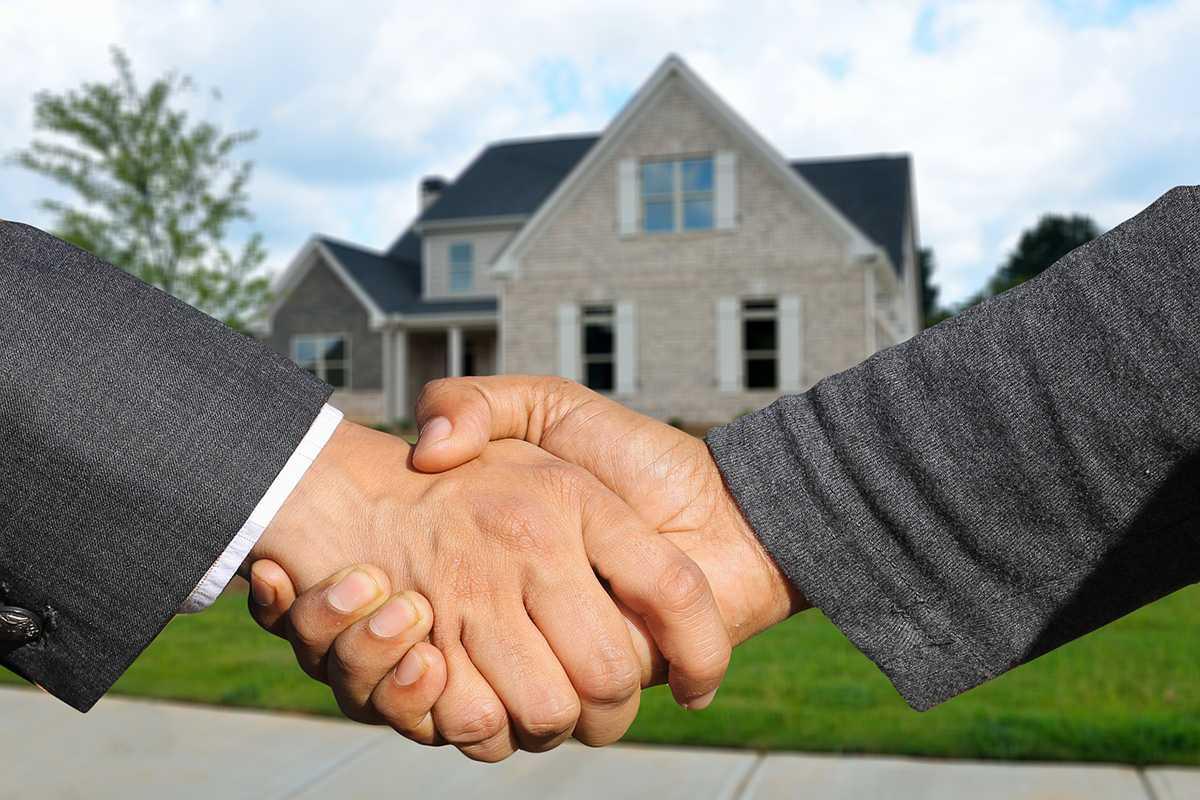 achater avec un courtier immobilier