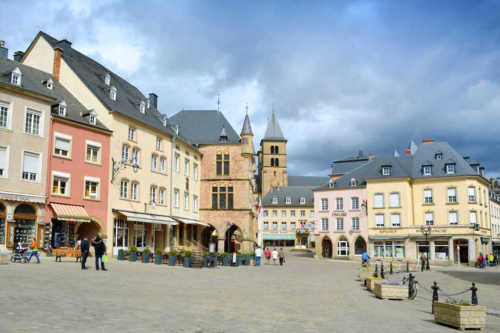 Commune de Echternach