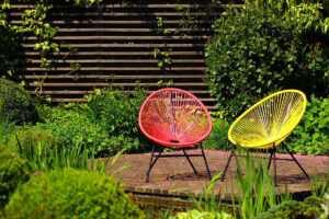 Les meubles de jardin : les tendances de cet été