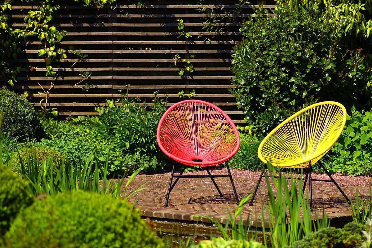 Tendances meubles de jardin