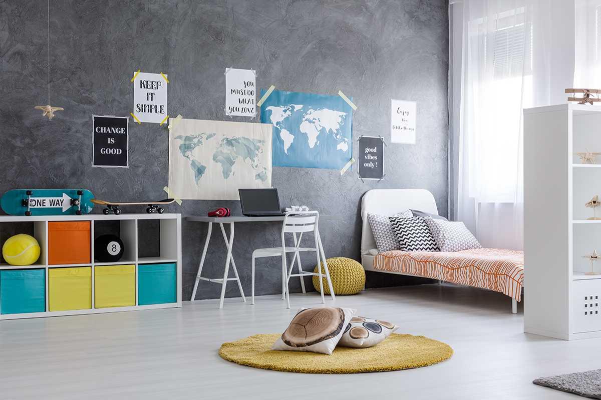Idee De Deco Pour Chambre des idées déco pour les chambres d'ado | athome