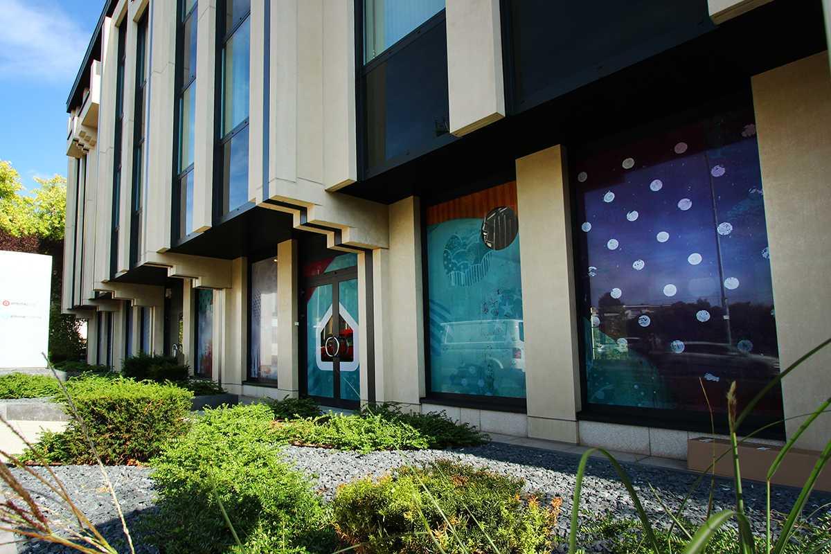 Façade des nouveaux bureaux atHomeFinance