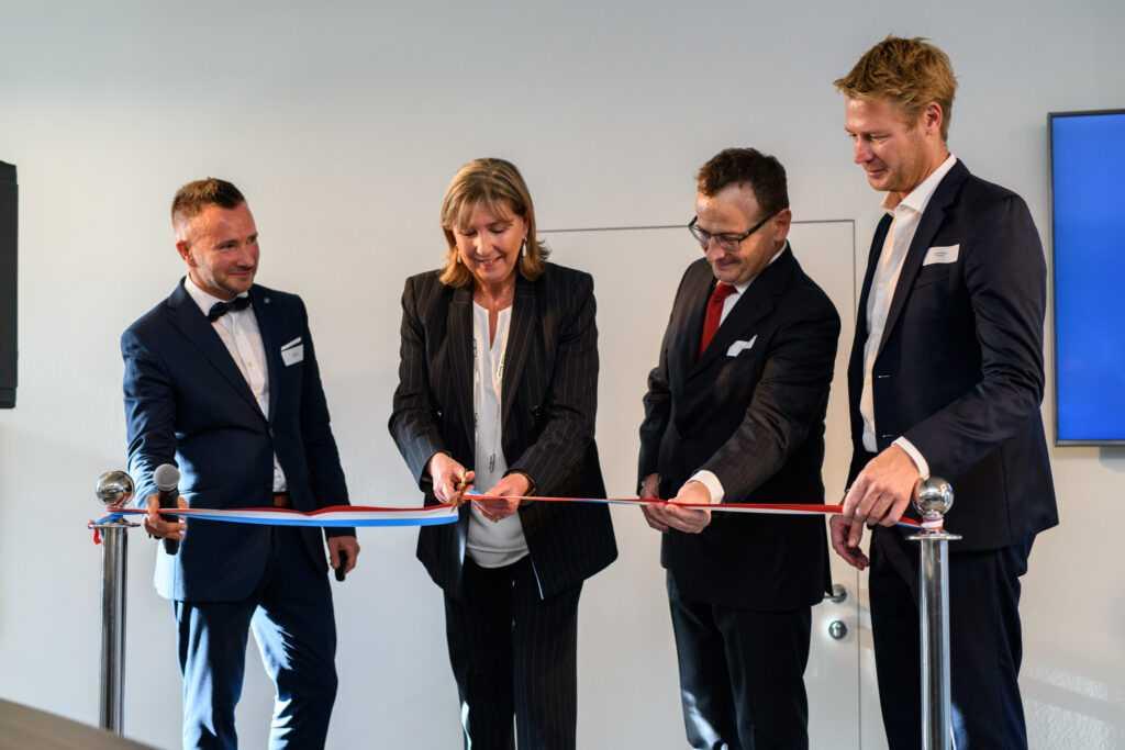 Inauguration atHomeFinance
