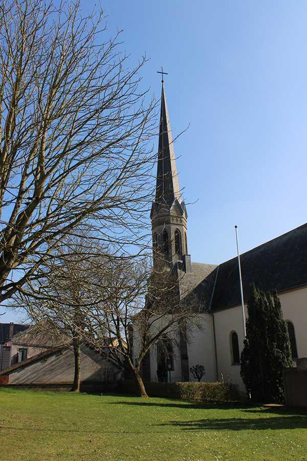 Eglise de Bertrange