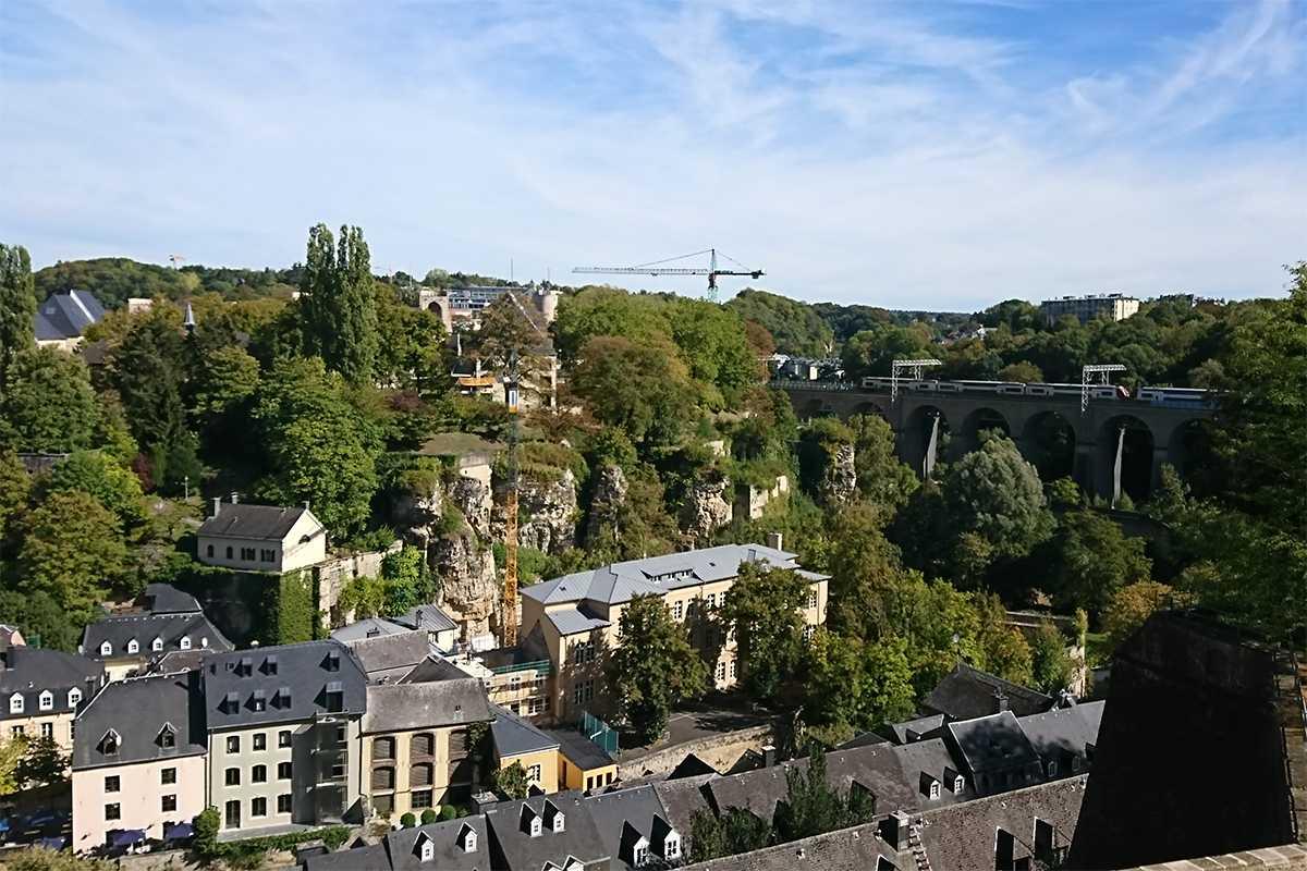 quartiers les plus chers à la location à Luxembourg