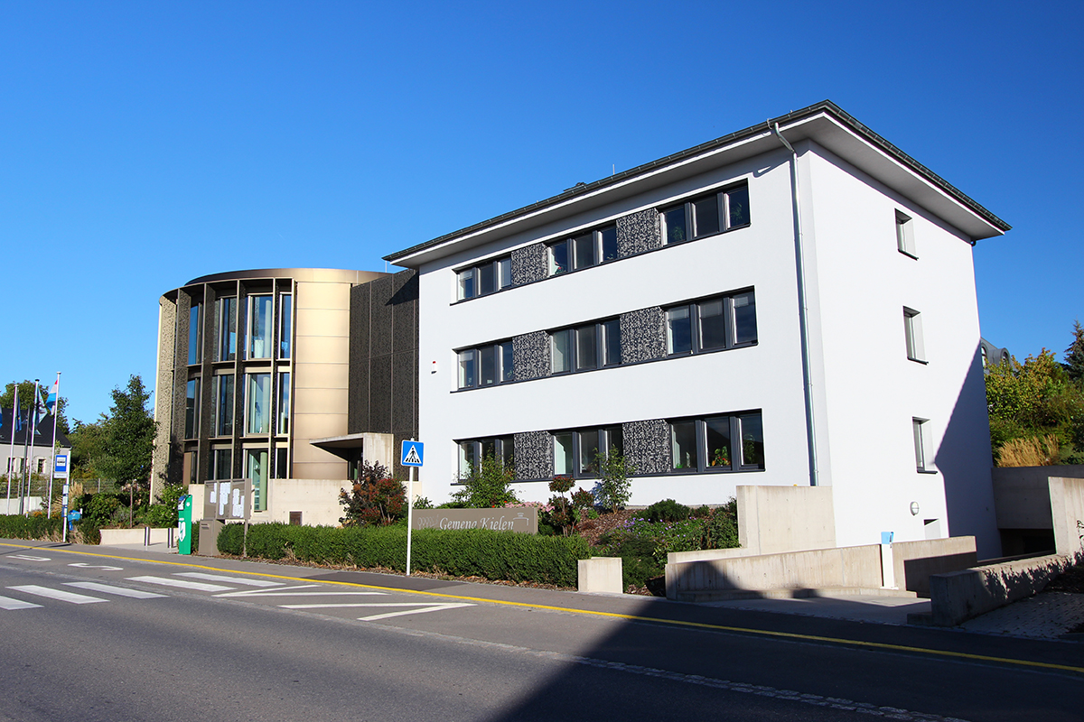 Mairie de Kehlen