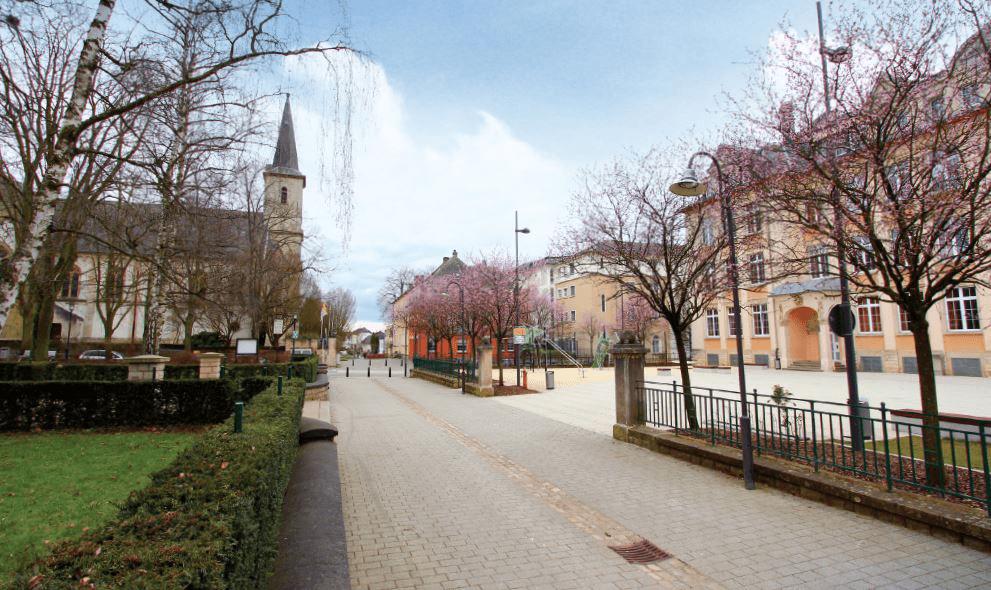 Rue de Pétange