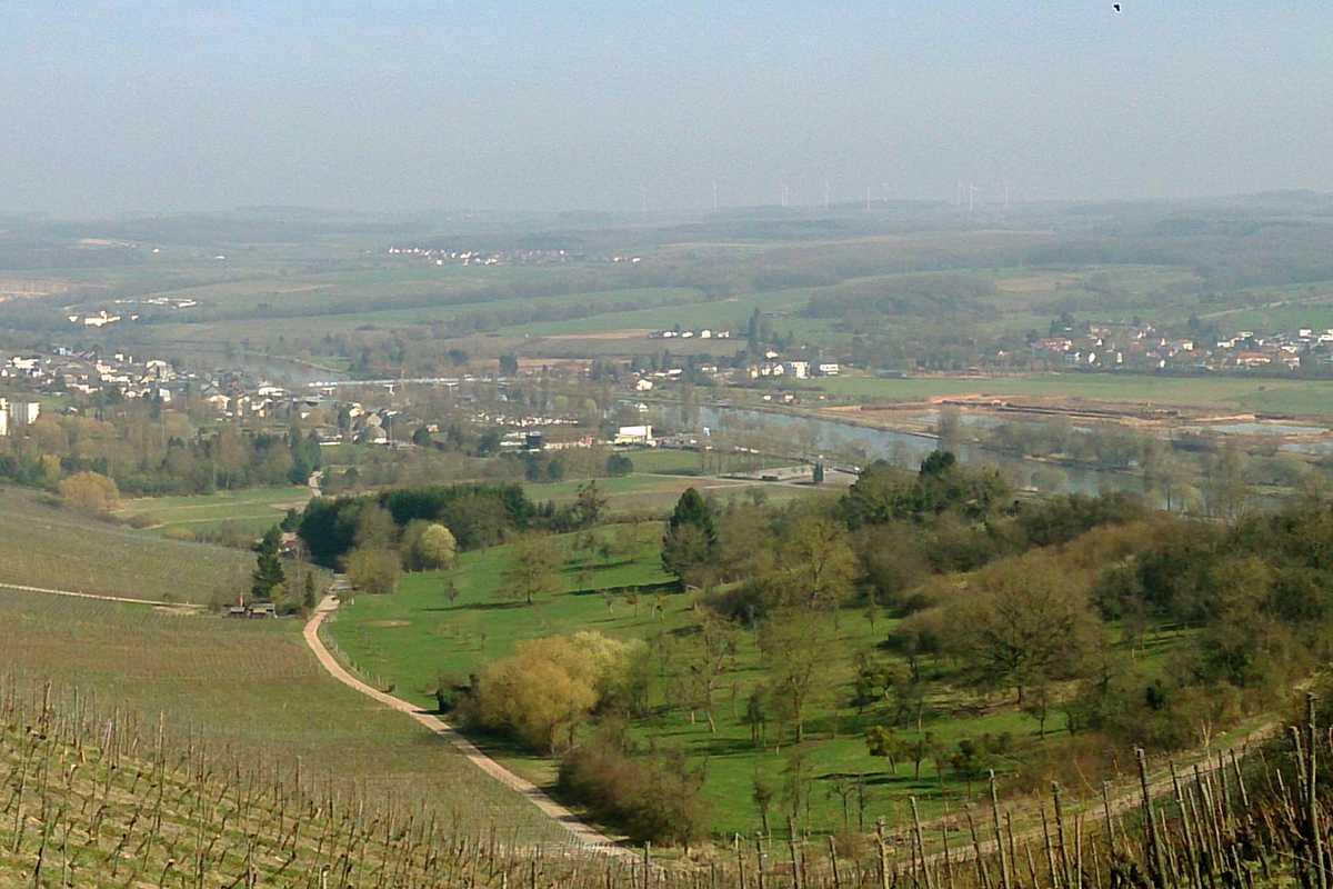 Luxembourg : le marché immobilier dans l'Est
